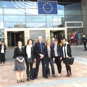 Brussels group smaller